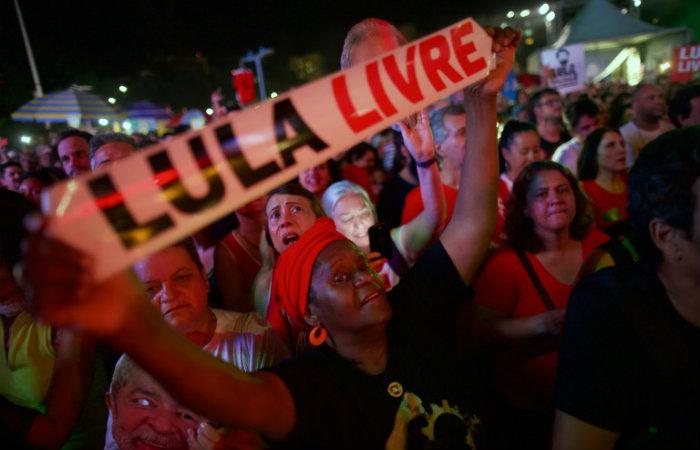 Em 2018, o festival reuniu mais de 80 mil pessoas nos arcos da Lapa, no Rio de Janeiro. Foto: AFP