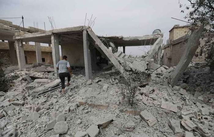 Foto: Omar Haj Kadour/AFP