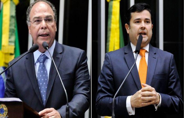 Senador Fernando Bezerra Coelho e o deputado pernambucano Eduardo da Fonte estão entre os investigados. Foto: Divulgação