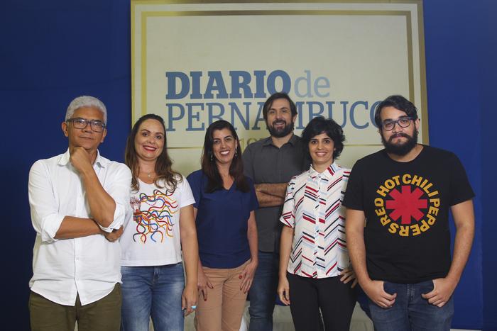 Time premiado do Diario vai comandar os painéis do workshop. Foto: Mandy Oliver/DP