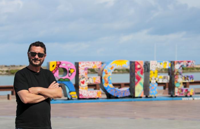 O dono da rede Giraffas de fast food, Carlos Guerra, fala sobre seu empreendimento com diversas franquias no Brasil todo. Foto: Tarciso Augusto / Esp. DP
