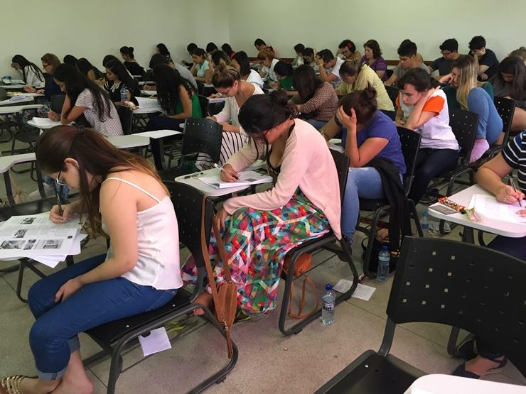 Candidatos podem se inscrever entre 26 de maio e 25 de junho para mais de 1,4 mil vagas na Unicap. Foto: Unicap/Divulgação