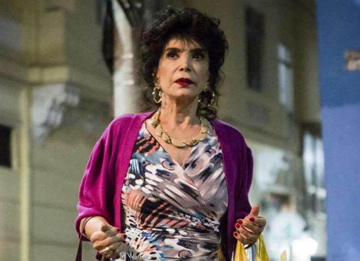 Atriz colecionou mais de 50 trabalhos em novelas e no cinema. Foto: TV Globo/Divulgação.