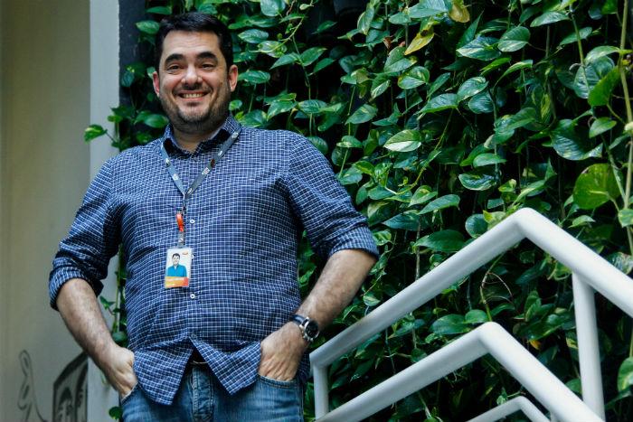 Felipe Furtado: CESAR apoia instituições e ajuda na formação de alunos da rede pública. Foto: Shilton Araujo/Esp.DP.