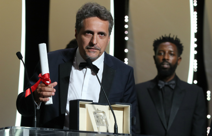 Filme venceu o Prêmio do Júri de Canne. Foto: Valery Hache/AFP