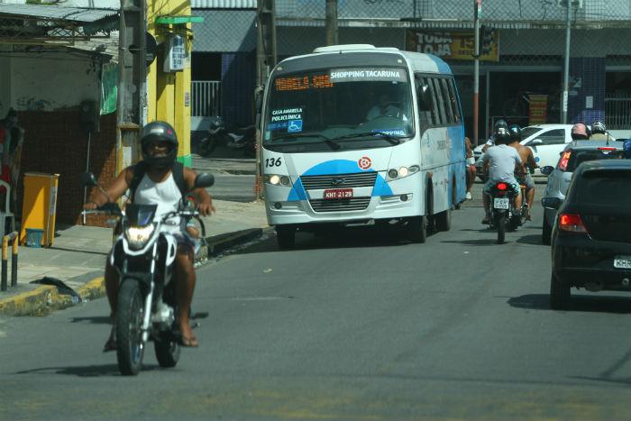 O serviço atende por dia cerca 50 mil pessoas na capital pernambucana. Foto: Peu Ricardo/DP.