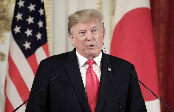 Foto: Kiyoshi Ota / POOL / AFP