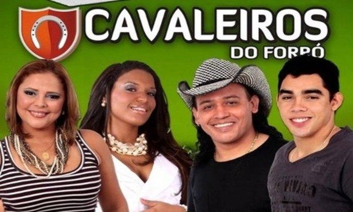 Eliza Clívia à esquerda, José Inácio e Gabriel Diniz à direita. Foto: Reprodução/Internet