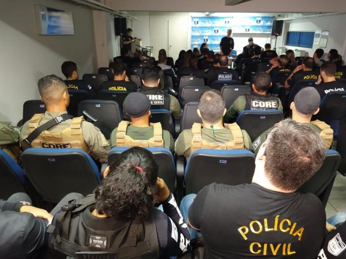 Foto: Divulgação/PCPE. (Foto: Divulgação/PCPE.)
