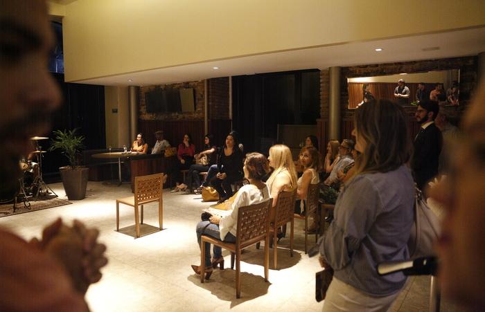 Exibição reuniu 20 ambientes com 32 profissionais, além de palestras e evento gratuitos. Foto: Leandro de Santana / DP Foto