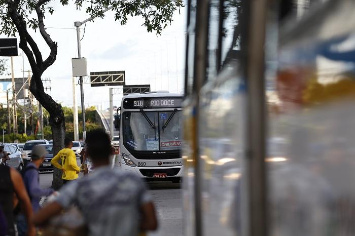 Atualmente, 289 veículos que circulam na RMR têm ar-condicionado. Foto: Leandro Santana/Esp. DP.