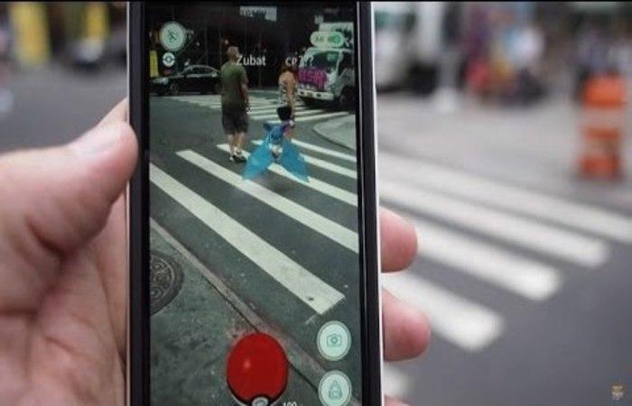 Pokémon Go fez sucesso no mundo há três anos. Foto: Reprodução/Youtube