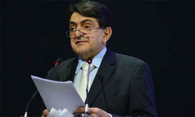 Paulo Afonso Ferreira diz que pesquisa mostra o apoio da população. Foto: Marcelo Ferreira/CB/D.A Press