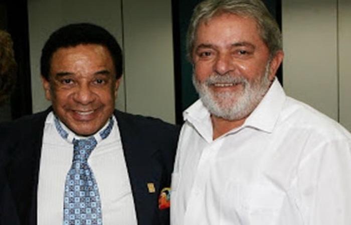 """""""Tenha fé e acredite"""", disse Lula em bilhete endereçado ao amigo - Foto: Reprodução"""