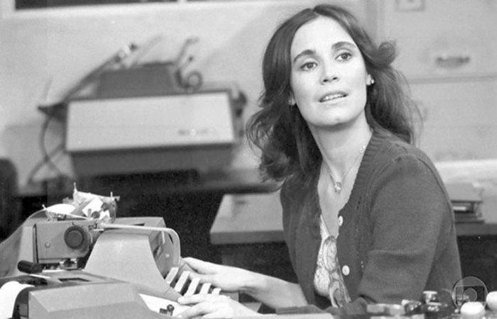 """Maria Lúcia Fonseca, protagonista da série """"Malu Mulher"""", interpretada por Regina Duarte nos anos 70. Foto: Divulgação/ TV Globo"""