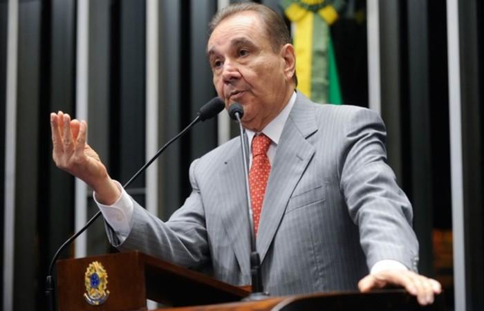 Foto: Moreira Mariz/Agência Senado (Foto: Moreira Mariz/Agência Senado)