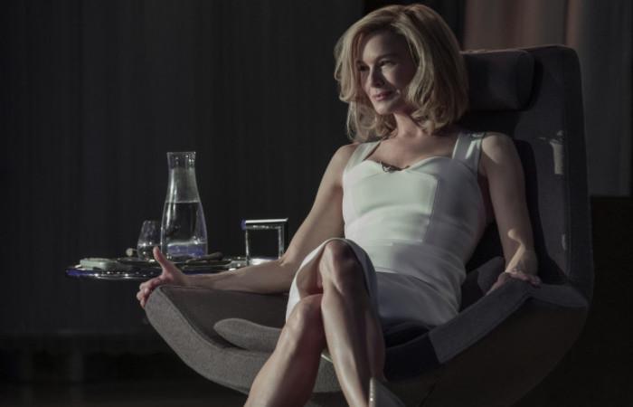 Renée Zellweger é a inescrupulosa Anne Montgomery em Dilema. Foto: Adam Rose/Netflix