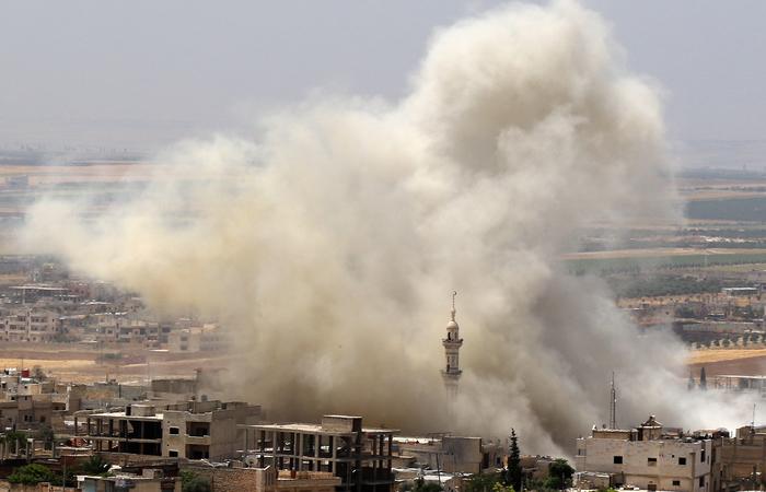 Foto: Anas AL-DYAB / AFP