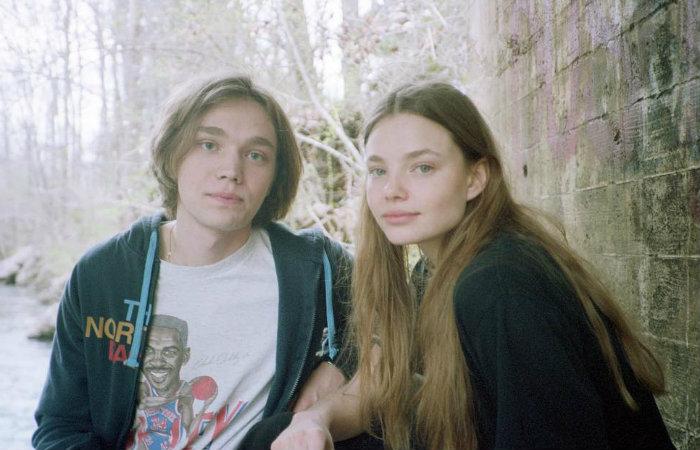 Charlie Pummer e Kristine Froseth. Foto: Reprodução/Instagram