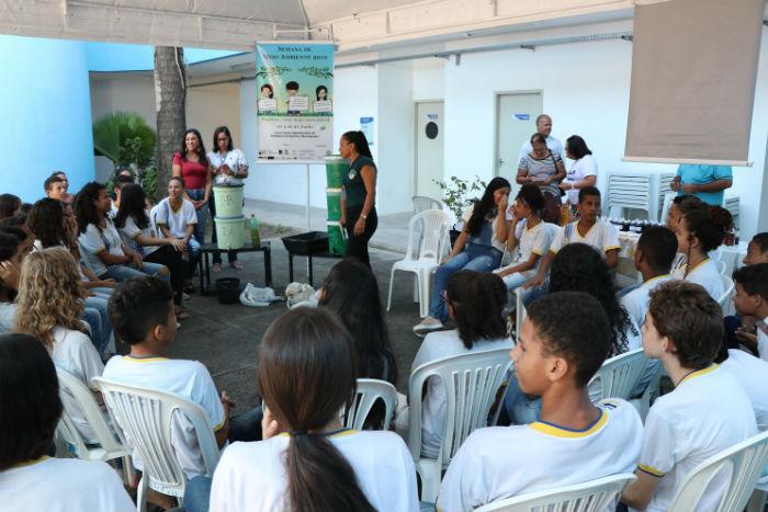 Serão quatro dias com ações educativas, palestras, exposição e venda de orquídeas e plantio de mudas. Foto: Almir Martins / Prefeitura do Paulista