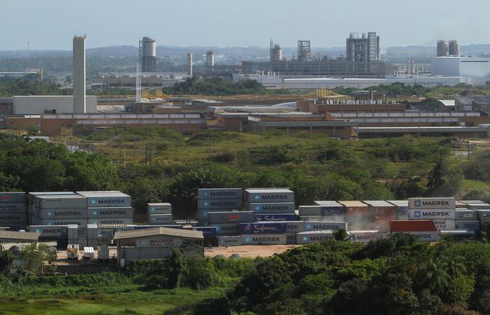Complexo industrial de Suape - Foto: Paulo Paiva/DP