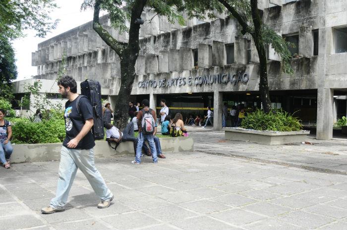 Núcleo funciona no CAC da UFPE. Foto: Alcione Ferreira/Arquivo DP.
