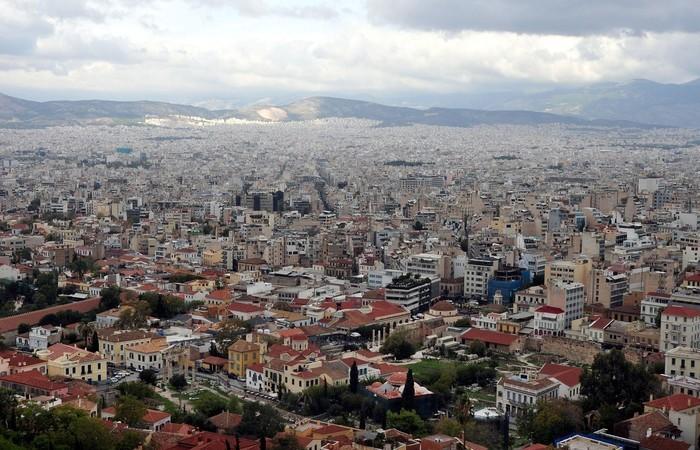Atenas. Foto: Reprodução/Creative Commons