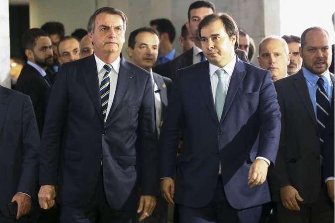 Bolsonaro disse também que as mudanças nas aposentadorias vão garantir os salários dos servidores. Foto: Marcelo Camargo/Agência Brasil