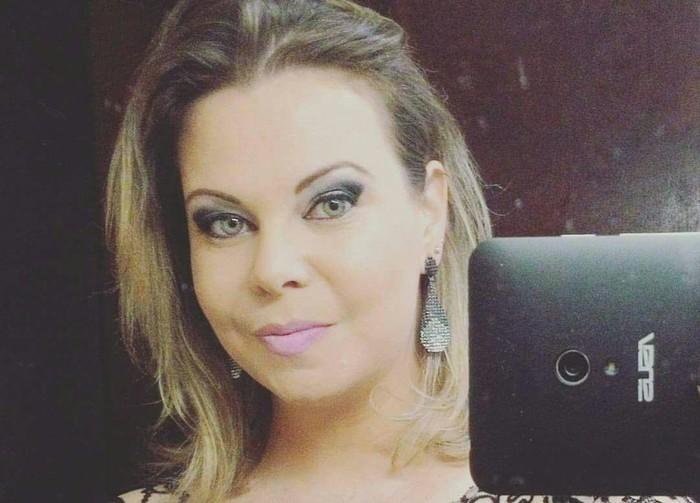A designer Denise Stella, morta pelo chefe após relacionamento. Foto: Helena Vechine Stella/Arquivo pessoal