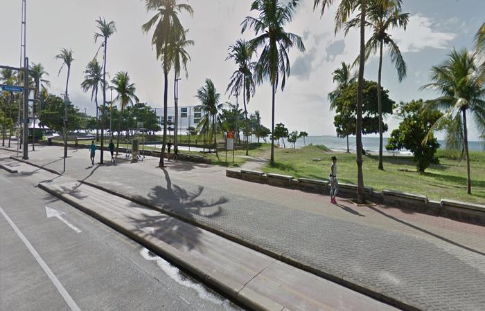Foto: Reprodução/Google Maps (Foto: Reprodução/Google Maps)