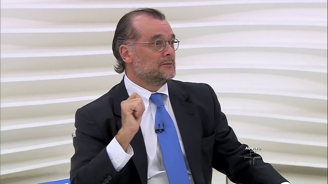 Ex-presidente do Banco Central, Gustavo Franco - Foto: Reprodução/Youtube