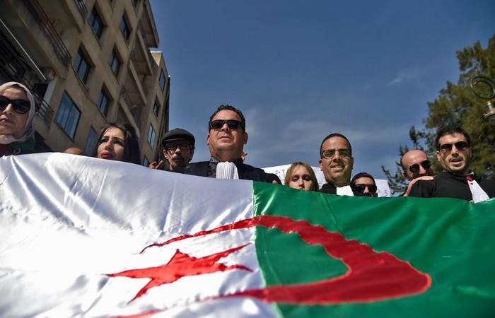 Foto: Ryad Kramdi/AFP  (Foto: Ryad Kramdi/AFP )