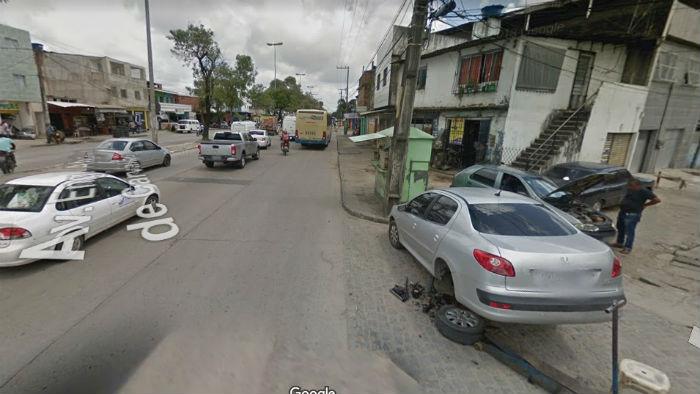 Foto: Google Street View/Reprodução.