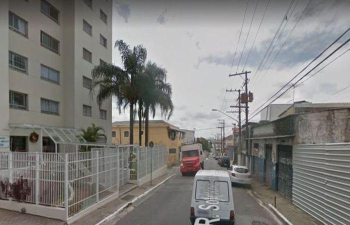 Recém-nascido foi encontrado morto em bairro da zona leste da capital paulista. Foto: Reprodução/Google Street View (Recém-nascido foi encontrado morto em bairro da zona leste da capital paulista. Foto: Reprodução/Google Street View)