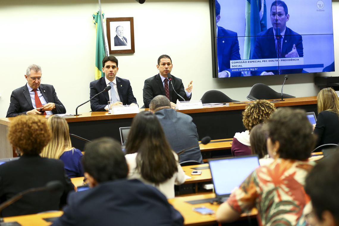 Apresentação do relatório é prevista para esta semana. Foto: Marcelo Camargo/Agência Brasil