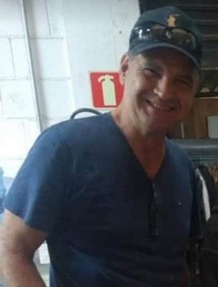 Empresário Luiz Manoel Vasconcelos era dono de uma loja de artigos em couro. Foto: Arquivo pessoal