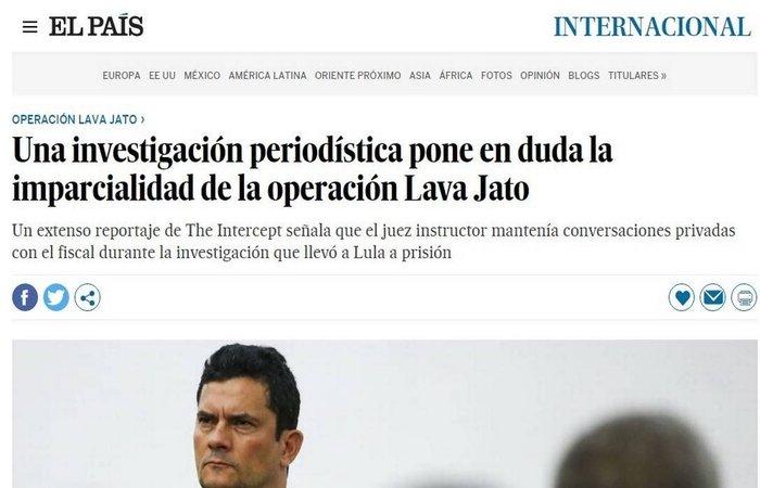 Foto: Reprodução/El País