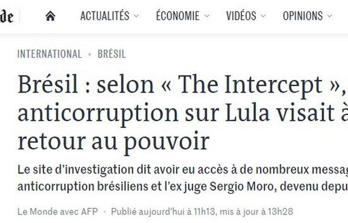 Foto: Reprodução/Le Monde