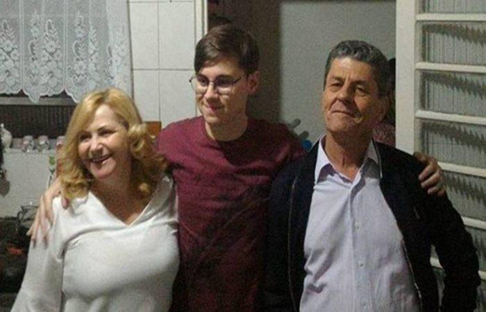 """""""Ela teve com a família do Rafael o que não tinha em casa"""", contou uma prima de Rafael - Foto: Reprodução"""