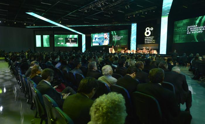 Inserção de novas tecnologias é base da transformação da indústria. Foto: José Paulo Lacerda/Divulgação