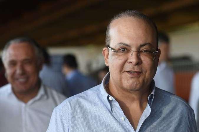 Ibaneis Rocha (MDB) assegurou que discordâncias pontuais não enfraquecem a unidade em torno da proposta de manutenção dos estados na reforma da Previdência. Foto: Ed Alves/CB/D.A Press