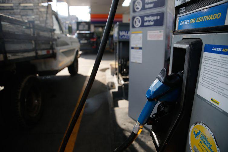 Resolução da ANP institui o Programa de Monitoramento da Qualidade de Combustíveis automotores. Foto: Fernando Frazão/Agência Brasil