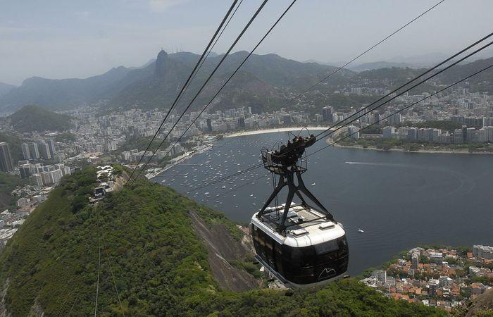 A cidade Rio está entre os destinos mais escolhidos pelos turistas. Foto: Arquivo/Tomaz Silva/Agência Brasil (Foto: Arquivo/Tomaz Silva/Agência Brasil )