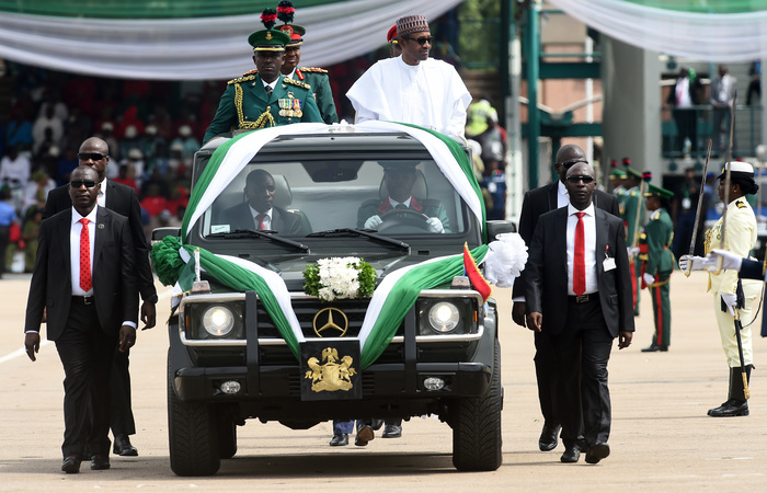 Foto: Pius Utomi Ekpei/AFP