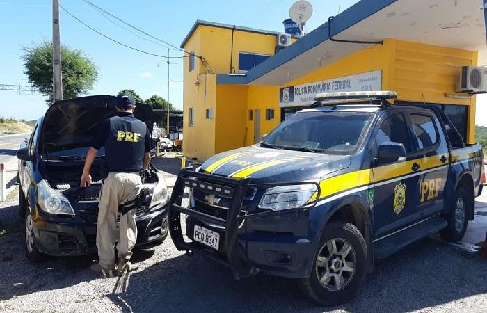 FOTO: PRF / Divulgação  (FOTO: PRF / Divulgação )
