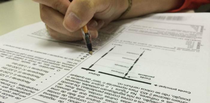 Neste ano, as provas do Enem serão aplicadas nos dias 3 e 10 de novembro, dois domingos consecutivos. Foto: Agência Brasil.