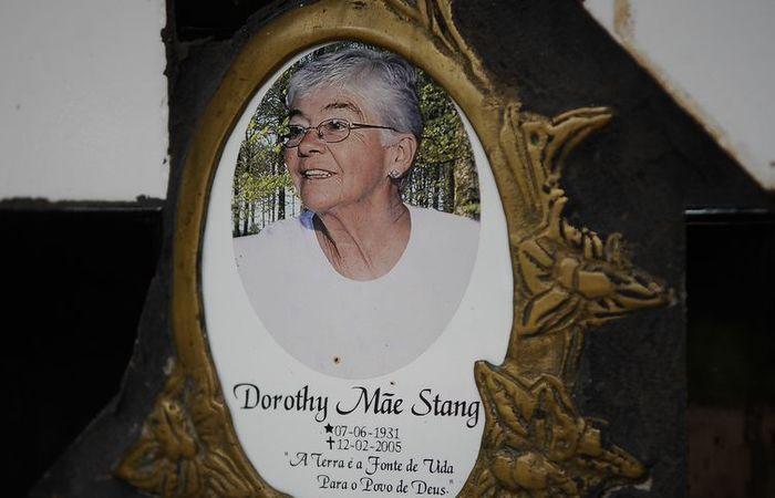 Na foto, o túmulo de Dorothy Stang, em Anapu. Foto: Tomaz Silva/Agência Brasil