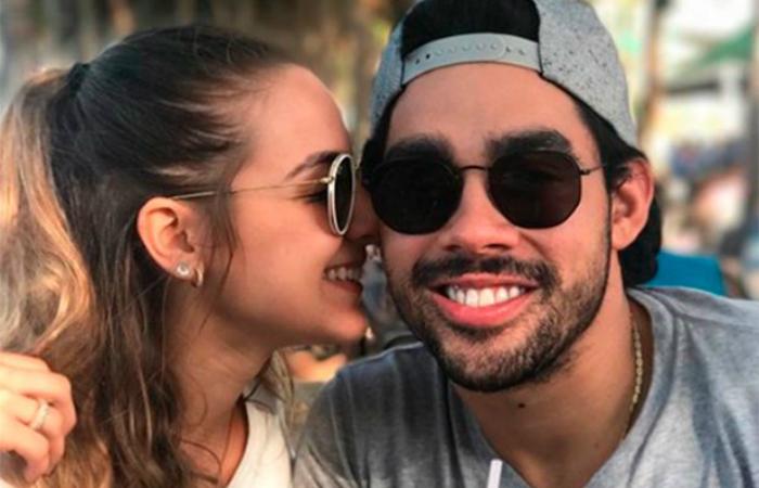 Karoline Calheiros e Gabriel Diniz. Foto: Instagram/Reprodução