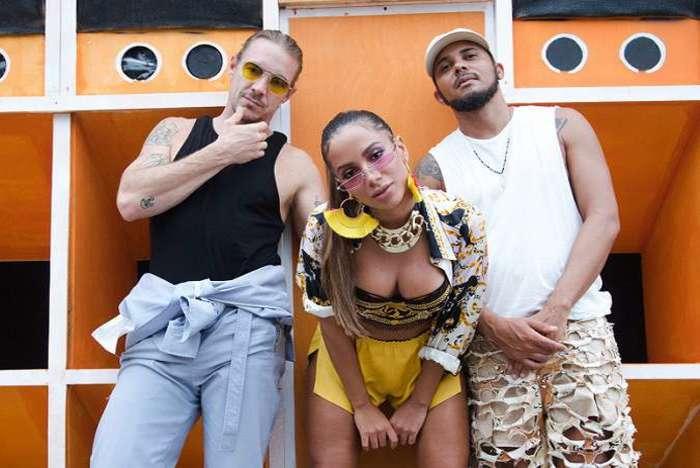 Videoclipe será lançado na próxima quarta-feira (26). Foto: Bacardi/Divulgação