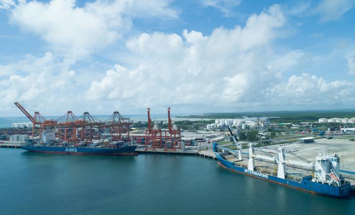 Resultado de imagem para Suape e Canal do Panamá assinam acordo e miram rota Ásia-Brasil